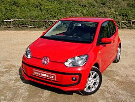 VW Up!: První jízdní dojmy