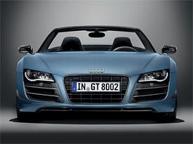 Video: Audi R8 GT Spyder – Na závodním okruhu i mimo něj