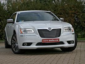 Lancia Thema: První jízdní dojmy