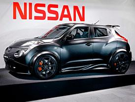 Nissan Juke-R: První oficiální fotografie