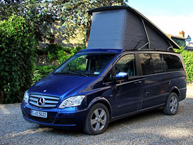 Mercedes-Benz Viano Marco Polo: Vrchol nab�dky
