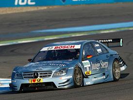 Mercedes-Benz C DTM se rozloučil posledním vítězstvím