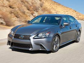 Lexus GS 350 F Sport: Ostřejší vzhled i jízda