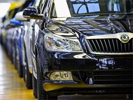 Automobilky v ČR letos vyrobí 1,18 mil. aut