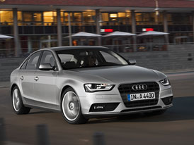 Audi A4 a S4: Facelift odhalen