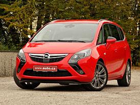 Opel Zafira Tourer: Jízdní dojmy