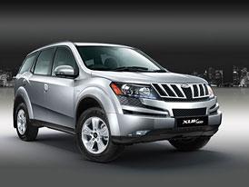Mahindra XUV500: Indické SUV vstupuje na trh