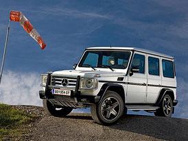 Mercedes-Benz G Arabia 100: Sto kusů pro arabské trhy