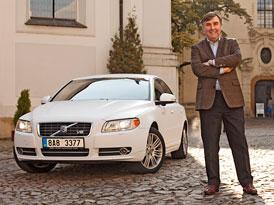 Rozhovor Auto.cz: Peter Horbury, šéfdesignér Volvo Cars
