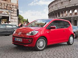 Video: Volkswagen Up! – Projížďka po Římě