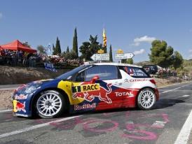 Španělská Rally 2011 – V Katalánsku slaví Loeb, Hänninen se škodovkou je mistrem světa SWRC