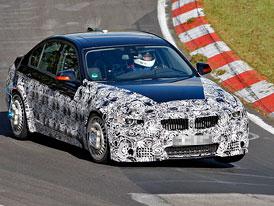 Spy Photos: BMW M3 � N�vrat �estiv�lc�