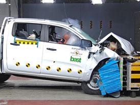 Euro NCAP 2011: Ford Ranger – Pět hvězd pro pick-up poprvé