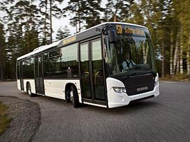 Scania Citywide: Nová rodina autobusů