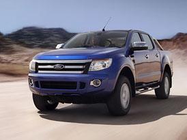 Ford Ranger: Nový pick-up podrobně