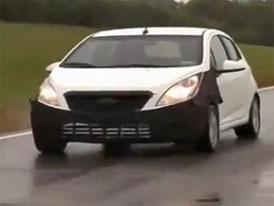 Video: Chevrolet Spark EV – Nabíjení a jízda s maskovaným elektromobilem