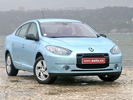 Renault Fluence Z.E.: První jízdní dojmy