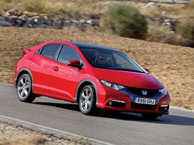 Honda Civic 9G: Evropská devítka podrobněji