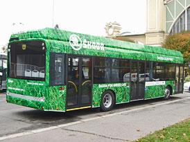 Czechbus 2011: Středoevropský veletrh autobusů v Praze