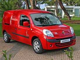 Renault Kangoo Z.E.: První jízdní dojmy