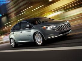 Ford Focus Electric v USA za 39.995 USD (740.000,-Kč)