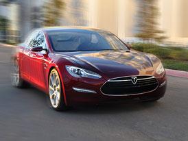 Tesla Model S: 6.500 objednávek = vyprodáno