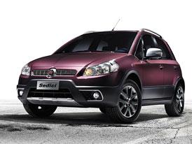 Fiat: Nástupce Sedici a Jeep B-SUV se opozdí