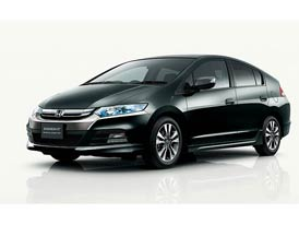 Honda Insight Exclusive: Více výkonu a výbavy pro hybrid