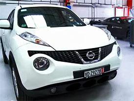 Vývoj Nissanu Juke-R na pěti videích