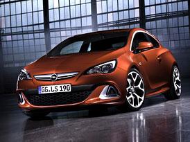 Opel Astra OPC: Proti Golfu R s dvoulitrem a 206 kW
