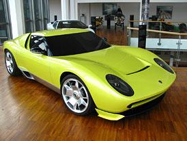 Muzeum Lamborghini: Historie Býka na jednom místě