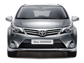 Toyota Avensis (2012): Ceny na českém trhu