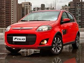 Fiat Palio: Nová generace po patnácti letech