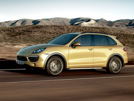 Porsche: Prodej Cayenne dramaticky roste, z�jem o sportovn� modely kles�