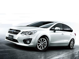 Subaru XV a Impreza Sport: Kompletní technická data