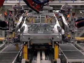 BMW 1 (F20): Výroba na videu
