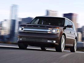 Ford Flex (2013): Modernizace americk�ho superkombi