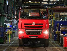 Tatra Phoenix: Sériová výroba zahájena
