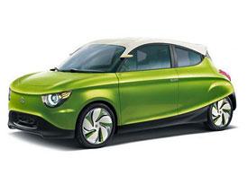 Suzuki Regina: Propracovanou aerodynamikou k nižší spotřebě