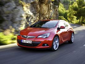 Opel Astra GTC: Podrobné představení