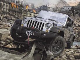 Reklama na Jeep Wrangler Call of Duty: UAZ a Mi-24 ve vedlejší roli