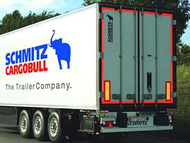 Obrysové značení nákladních automobilů
