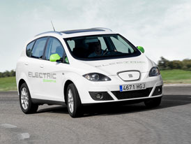 SEAT Altea XL Electric Ecomotive a Leon TwinDrive Ecomotive: První elektro-SEATy