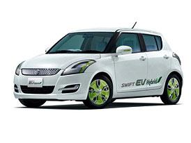 Suzuki Swift EV Hybrid: Swift ekologický
