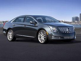 Cadillac XTS: Nový luxusní sedan z Ameriky