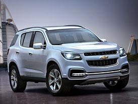 Chevrolet Trailblazer: Colorado bez korby (video)
