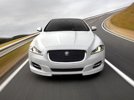 Jaguar XJ Sport Pack a Speed Pack: Více rychlosti pro největší kočku