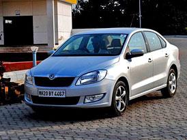 Škoda Rapid: Ceny na indickém trhu začínají na 262 tisících Kč