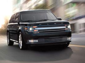 Video: Ford Flex � Crossover pro modelov� rok 2013