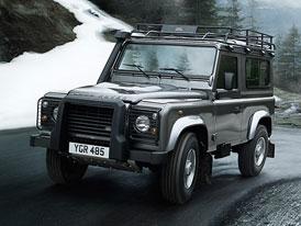 Video: Land Rover Defender 2012 � Modernizovan� off-road v akci